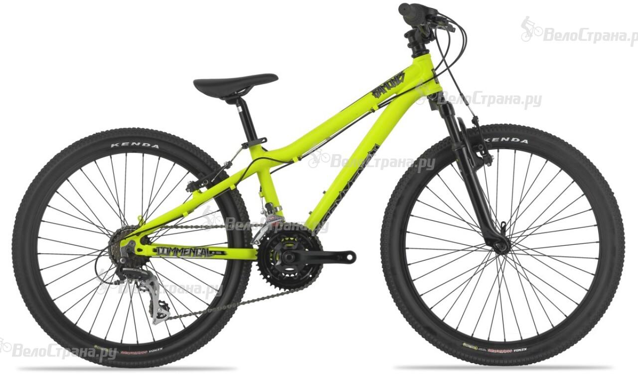 Велосипед Commencal Ramones 24 2 (2014)