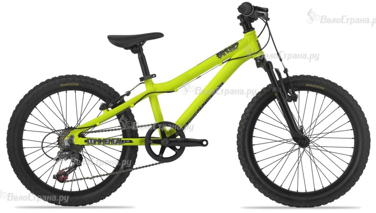 Велосипед Commencal Ramones 20 2 (2014)