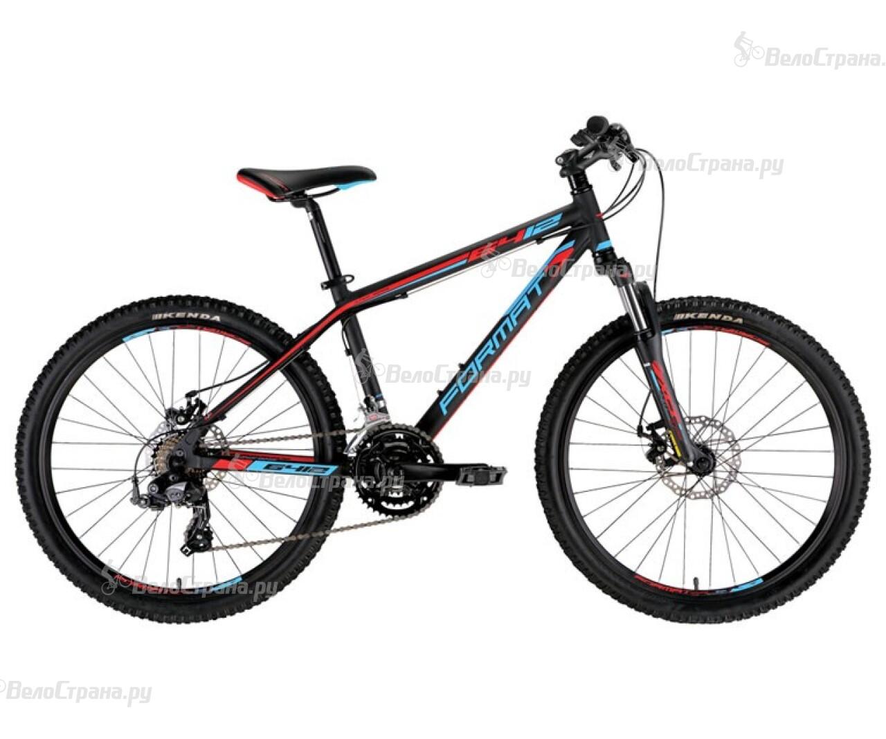 Велосипед Format 6412 (2014) велосипед format 1212 2014