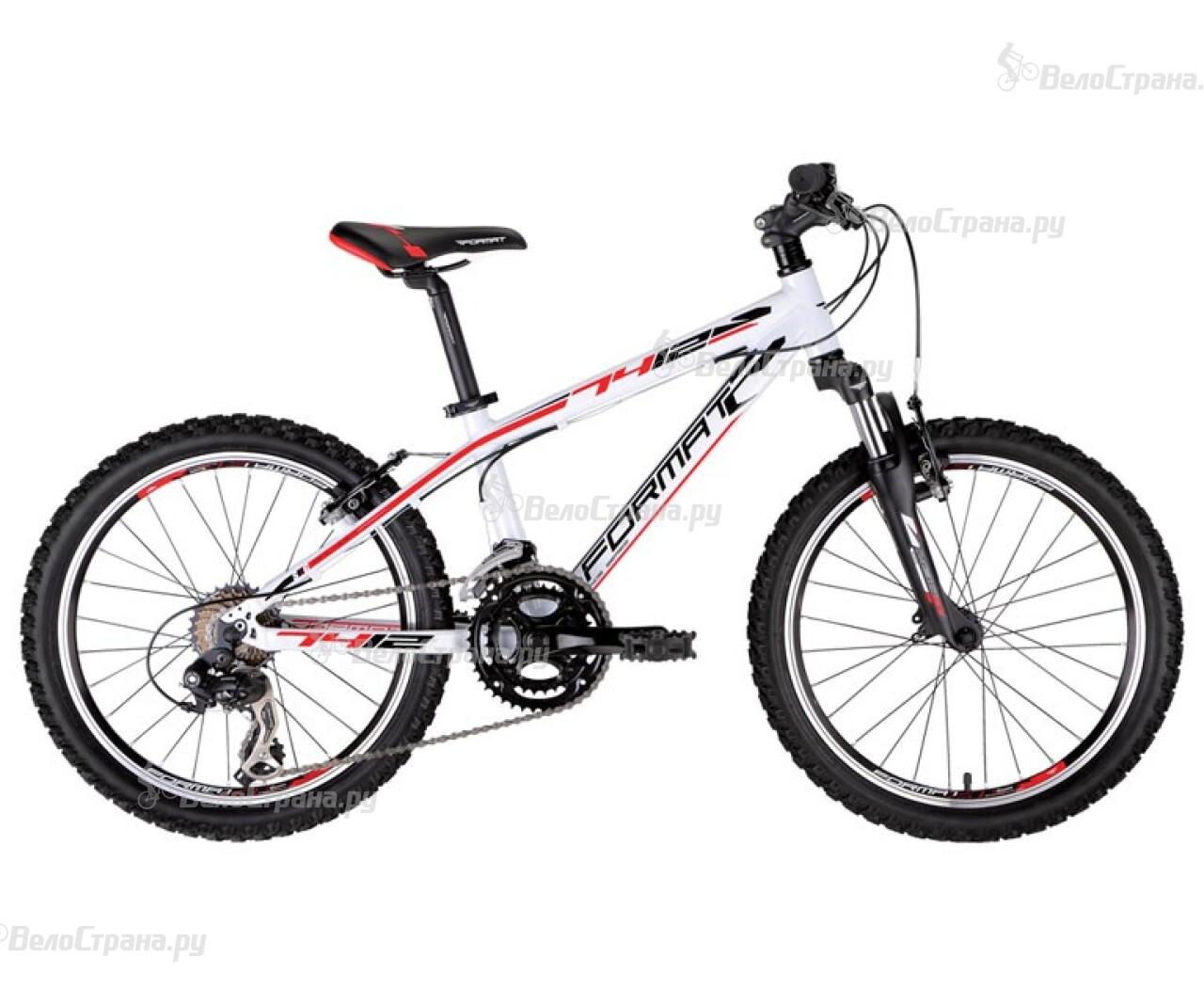 Велосипед Format 7412 (2014) велосипед format 1212 2014