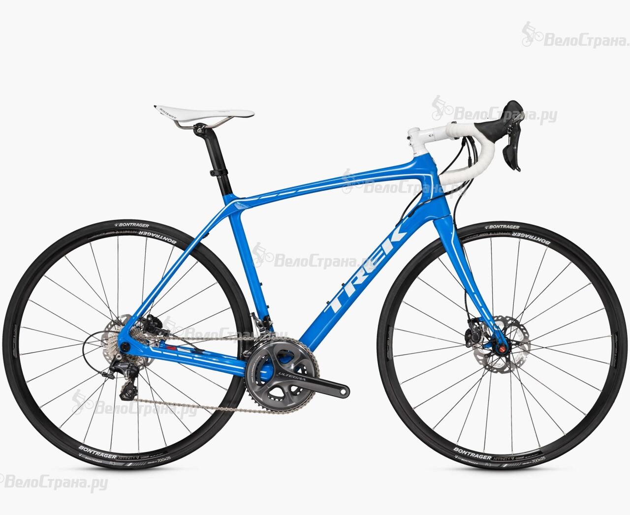 Велосипед Trek Domane 6.2 Disc (2016) велосипед trek domane alr 4 disc 2017