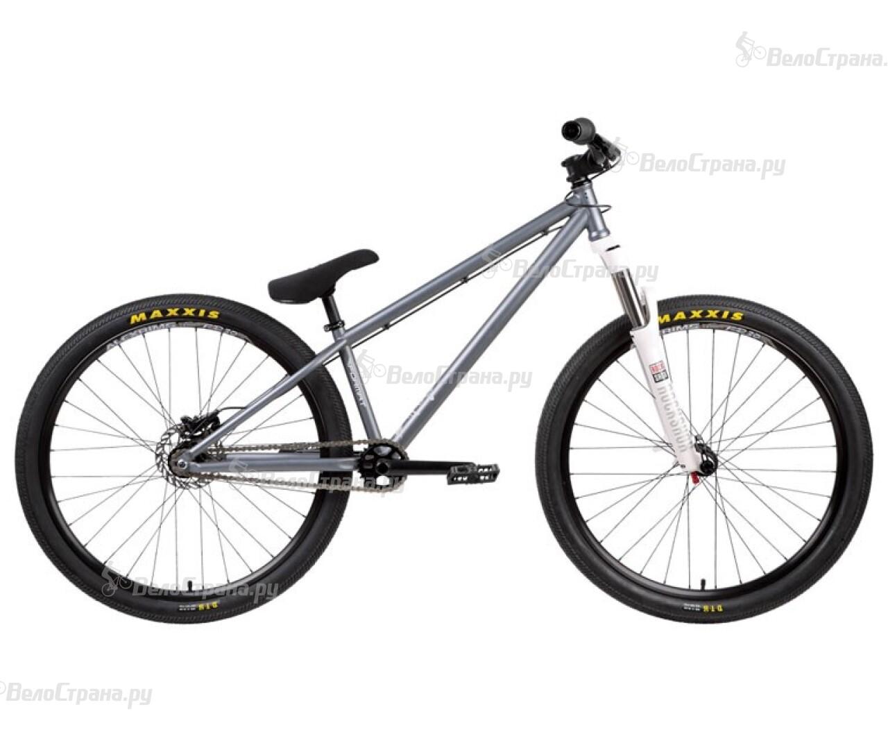 Велосипед Format 9222 (2014) дисковые тормоза rock
