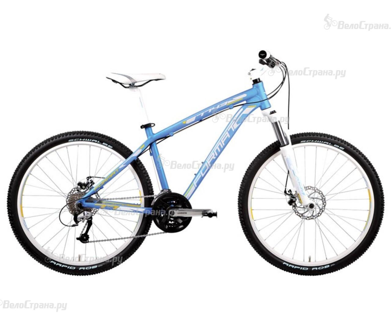 Велосипед Format 7743 (2014) велосипед format 3213 2014