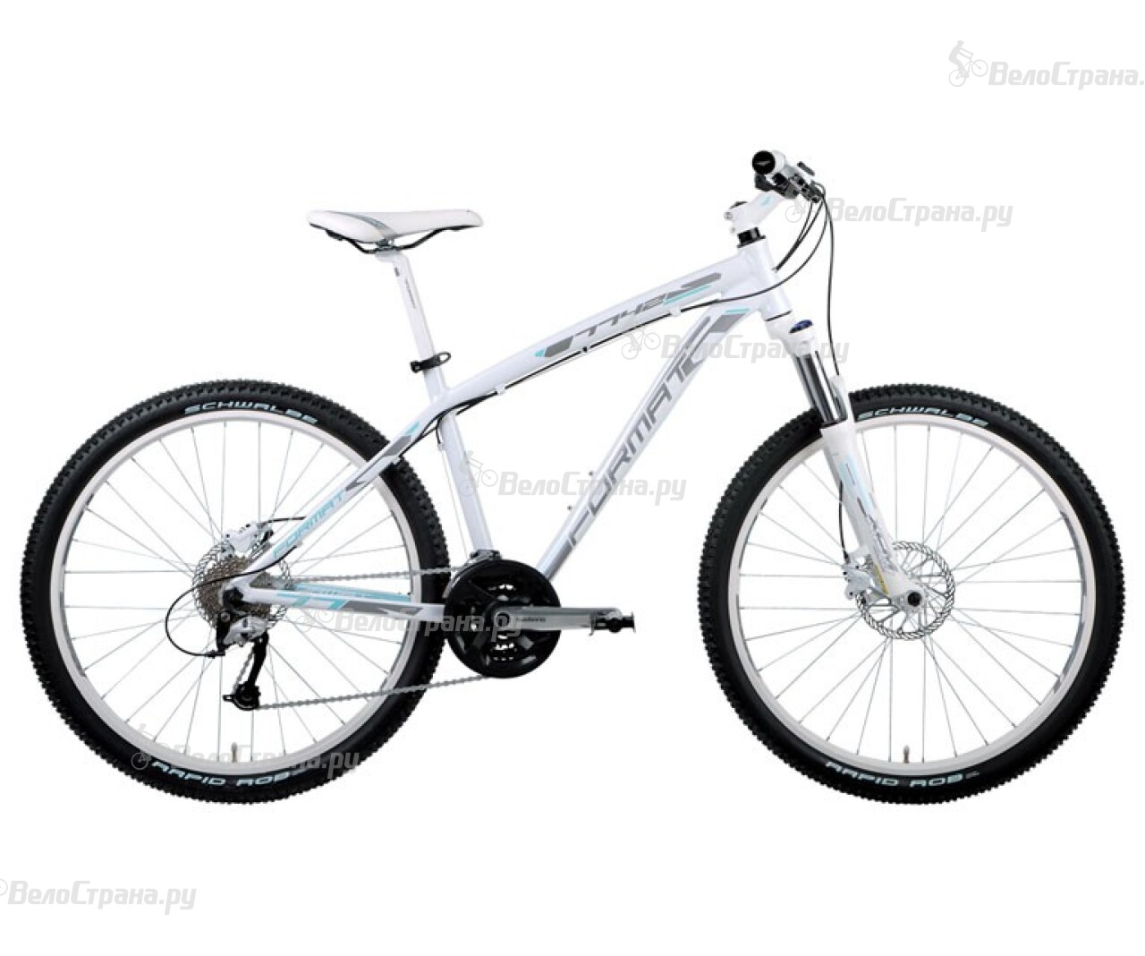 Велосипед Format 7742 (2014) велосипед format 1212 2014