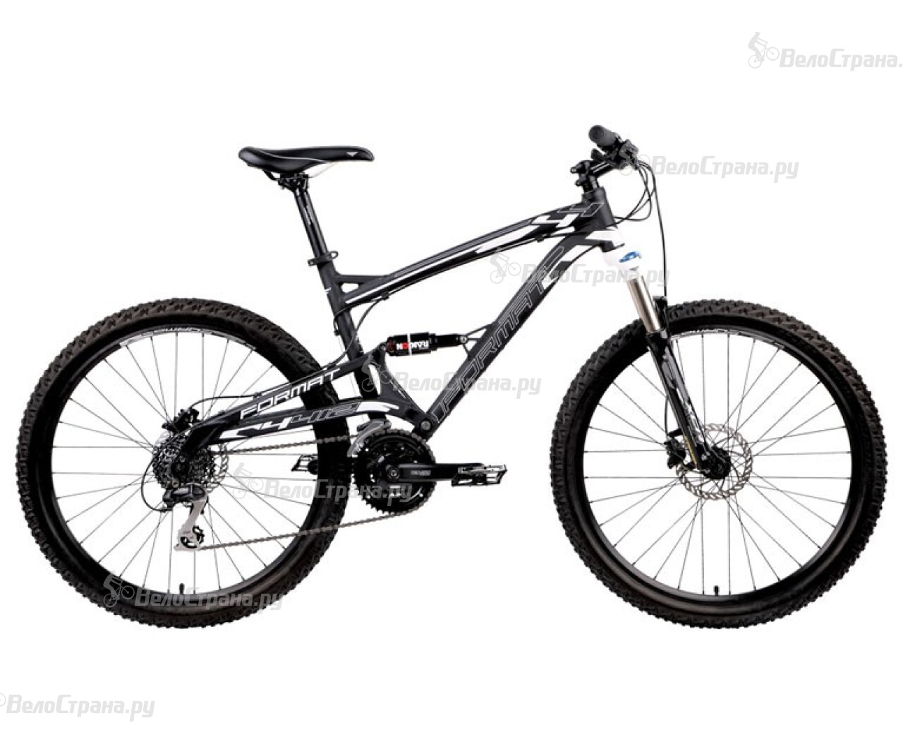 Велосипед Format 4412 (2014) велосипед format 1212 2014