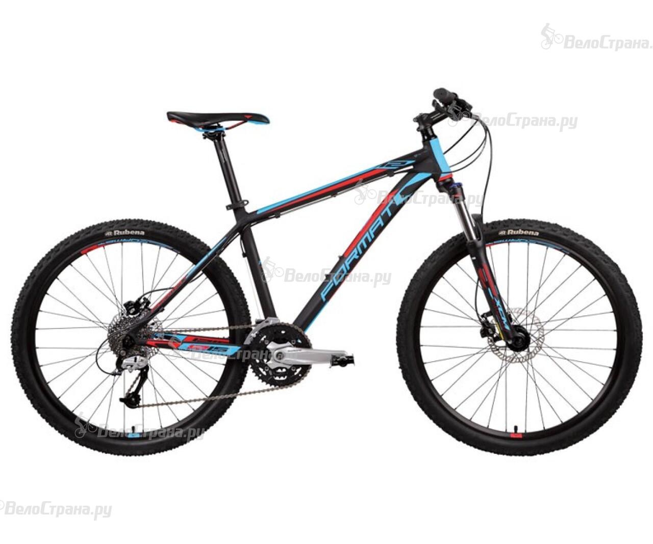 Велосипед Format 1215 (2014) велосипед format 1212 2014