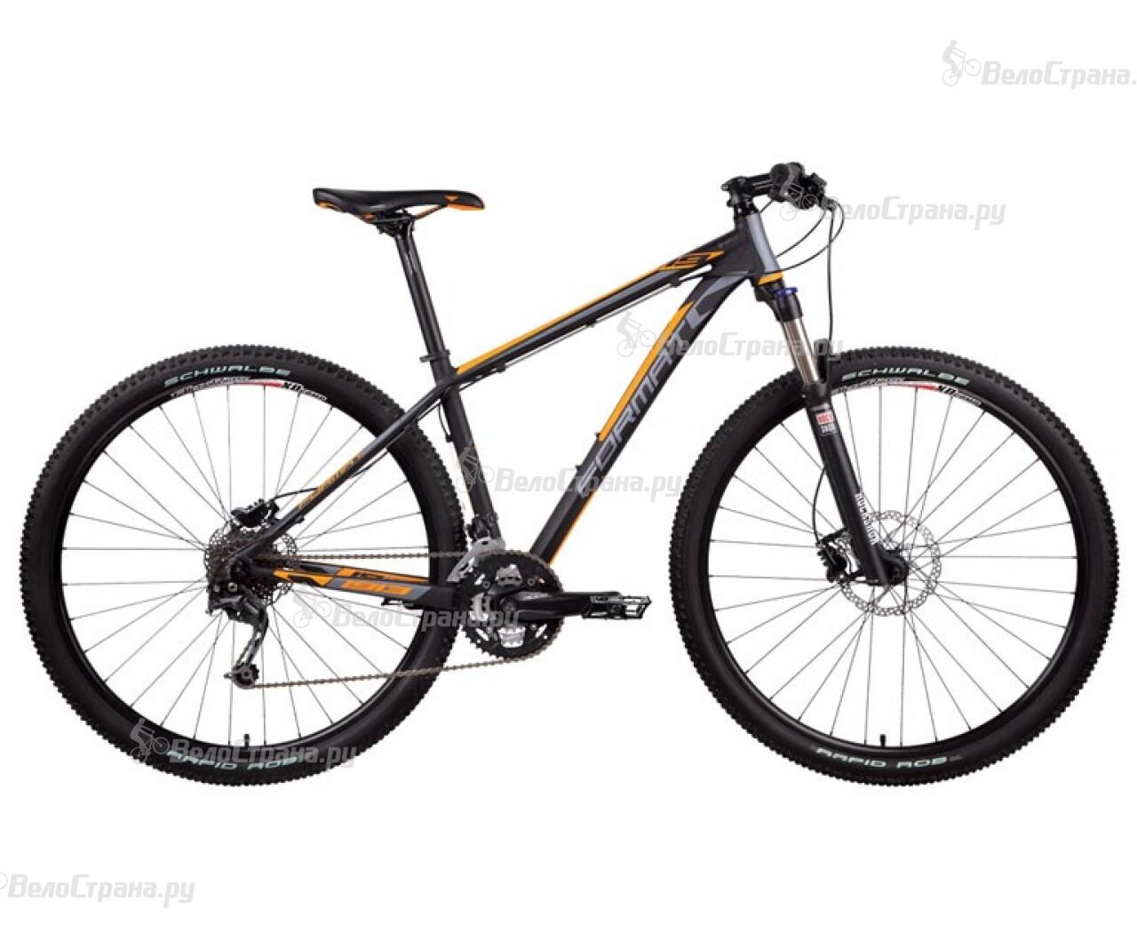 Велосипед Format 1913 (2014) дисковые тормоза rock