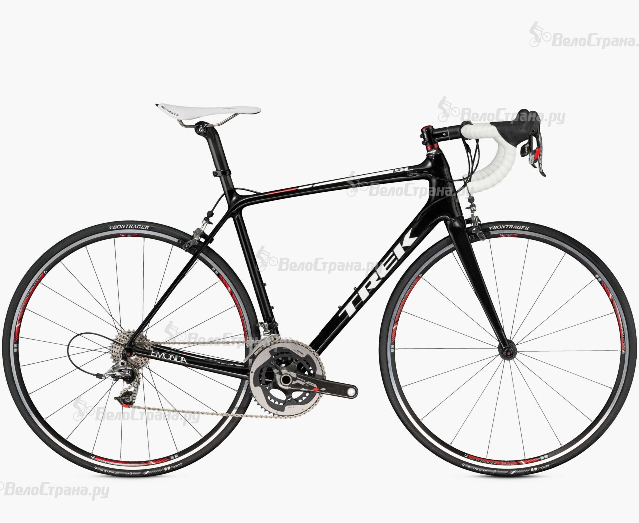 Велосипед Trek Emonda SL 8 RED (2016) напольная акустика pmc twenty5 24 walnut page 5
