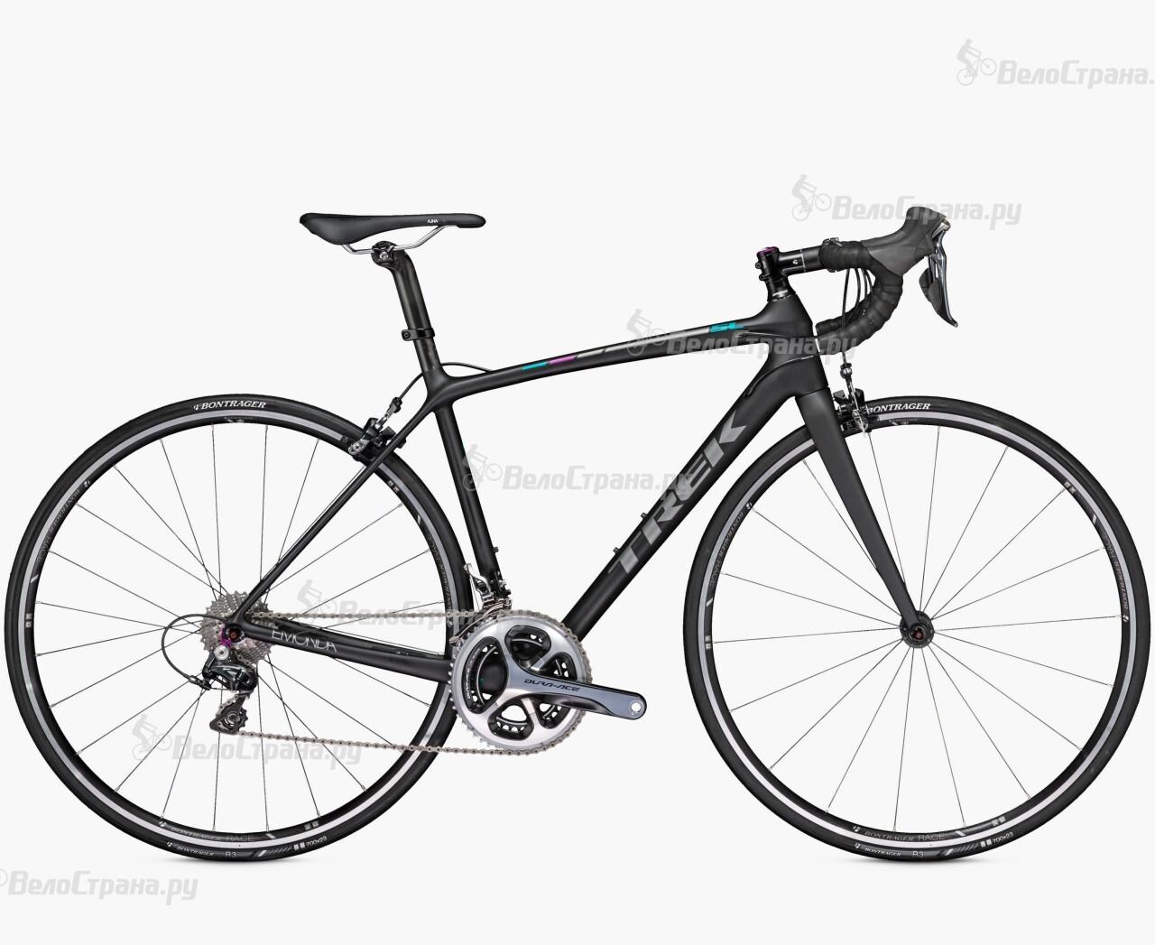 Велосипед Trek Émonda SL 8 Women's (2016)