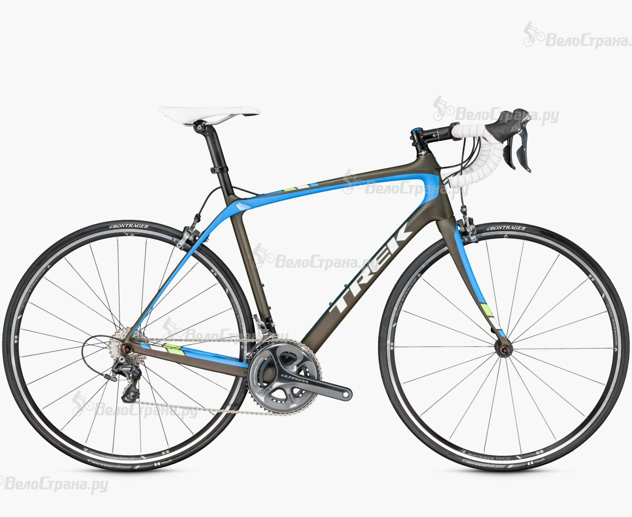 Велосипед Trek Domane 5.2 (2016)