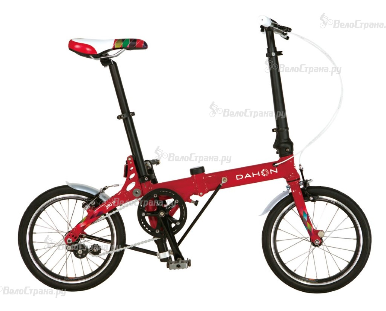 все цены на Велосипед Dahon Jifo (2014) онлайн