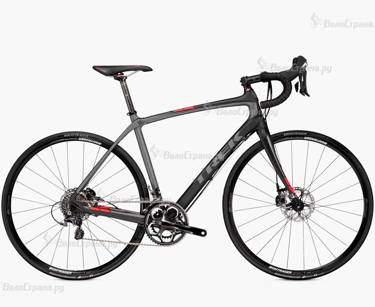 Велосипед Trek Domane 4.5 Disc (2016) велосипед trek domane alr 4 disc 2017