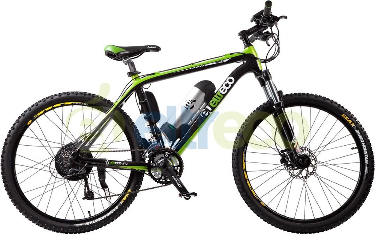 Велосипед Eltreco Carbon (2015)