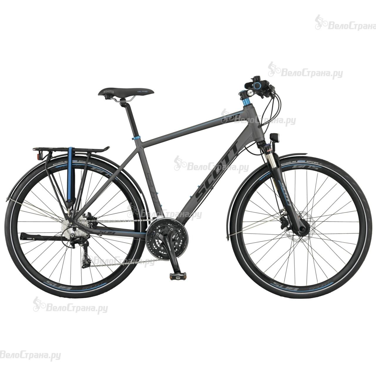 Велосипед Scott SUB Sport 10 Men (2015)