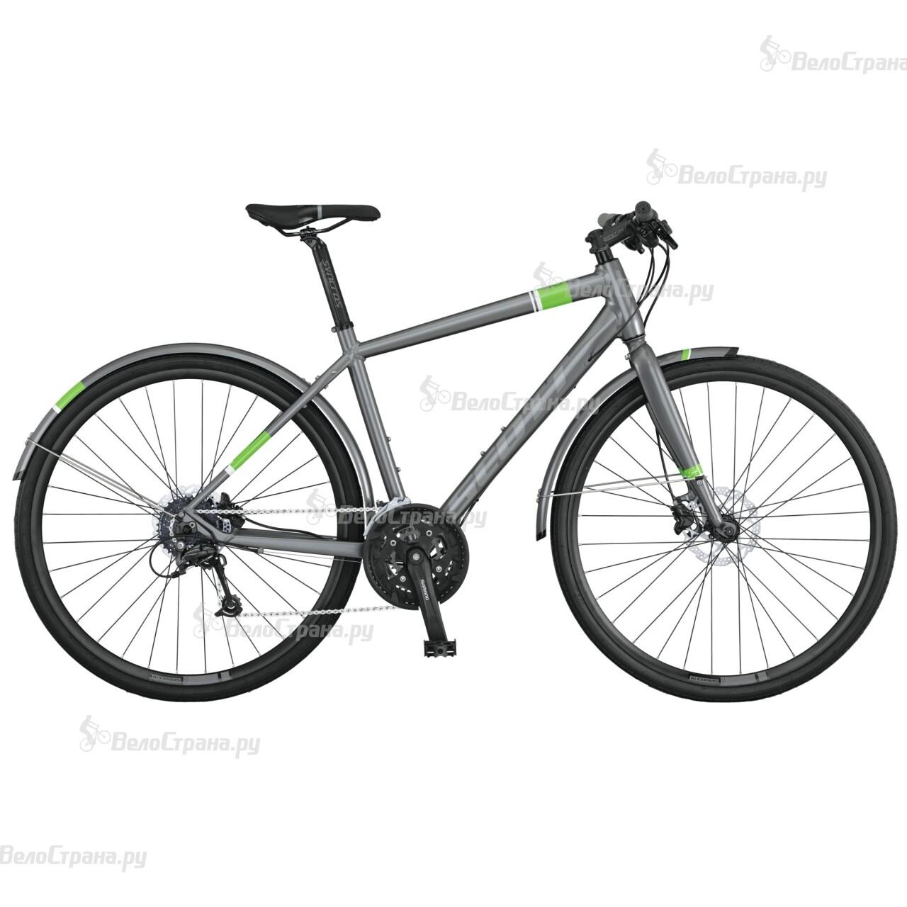 Велосипед Scott Sub Speed 20 (2015)  шкатулка для рукоделия rto moscow с вкладышем 32 х 32 х 19 5 см