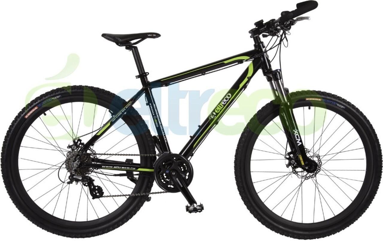 Велосипед Eltreco Volant 29 (2015) велосипед eltreco patrol кардан 28 камуфляж 2015