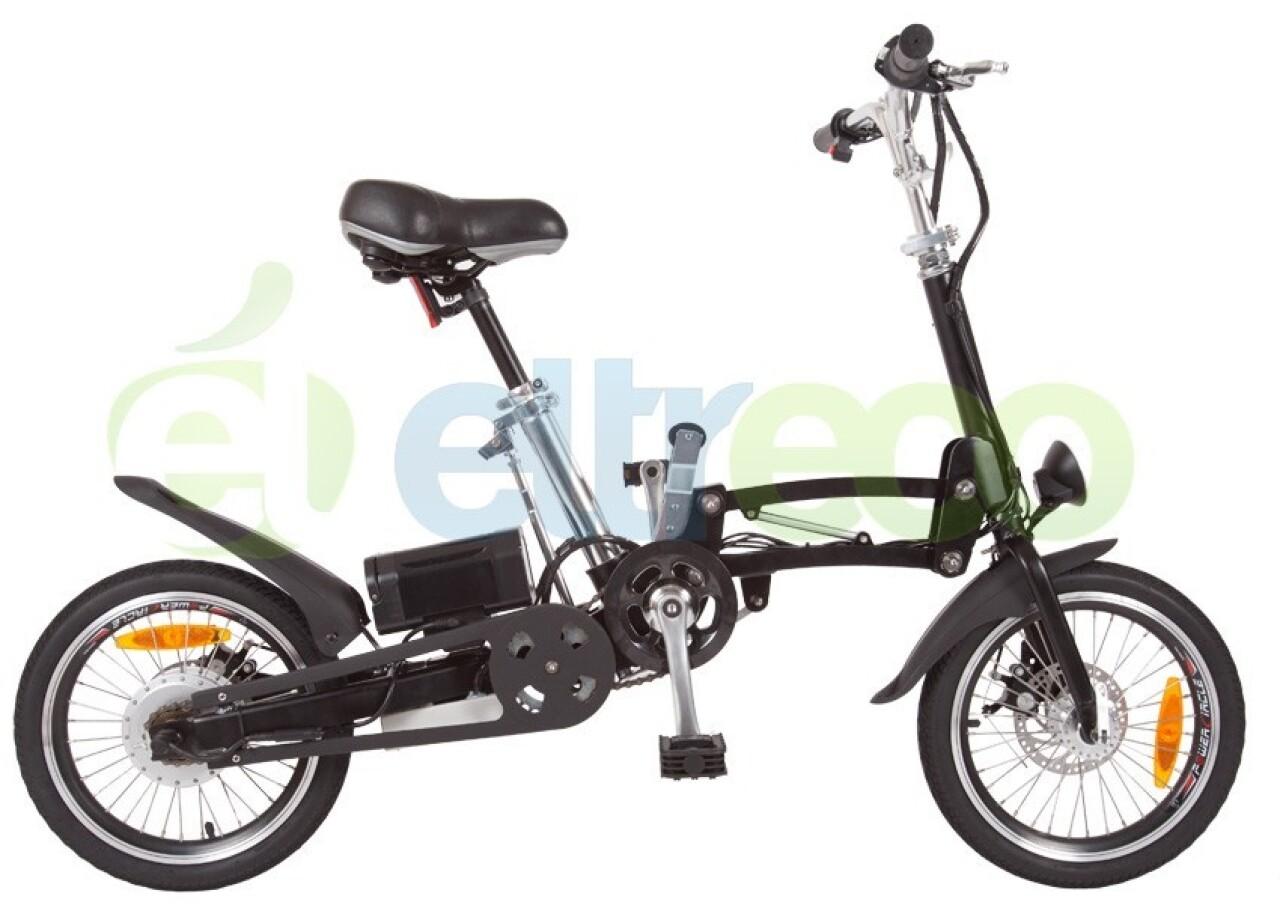 Велосипед Eltreco Shrinker GM 16 (2015) велосипед eltreco courier 2015