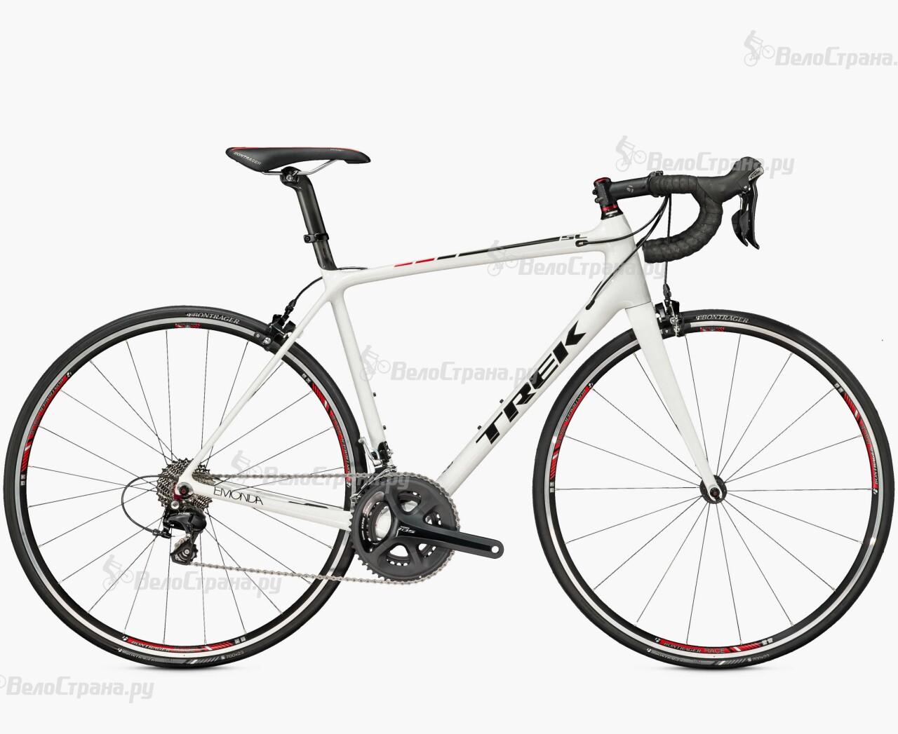 Велосипед Trek Émonda SL 5 (2016)