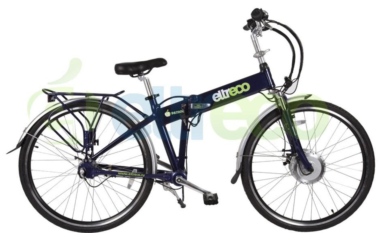 Велосипед Eltreco Patrol Кардан 26 (2015)