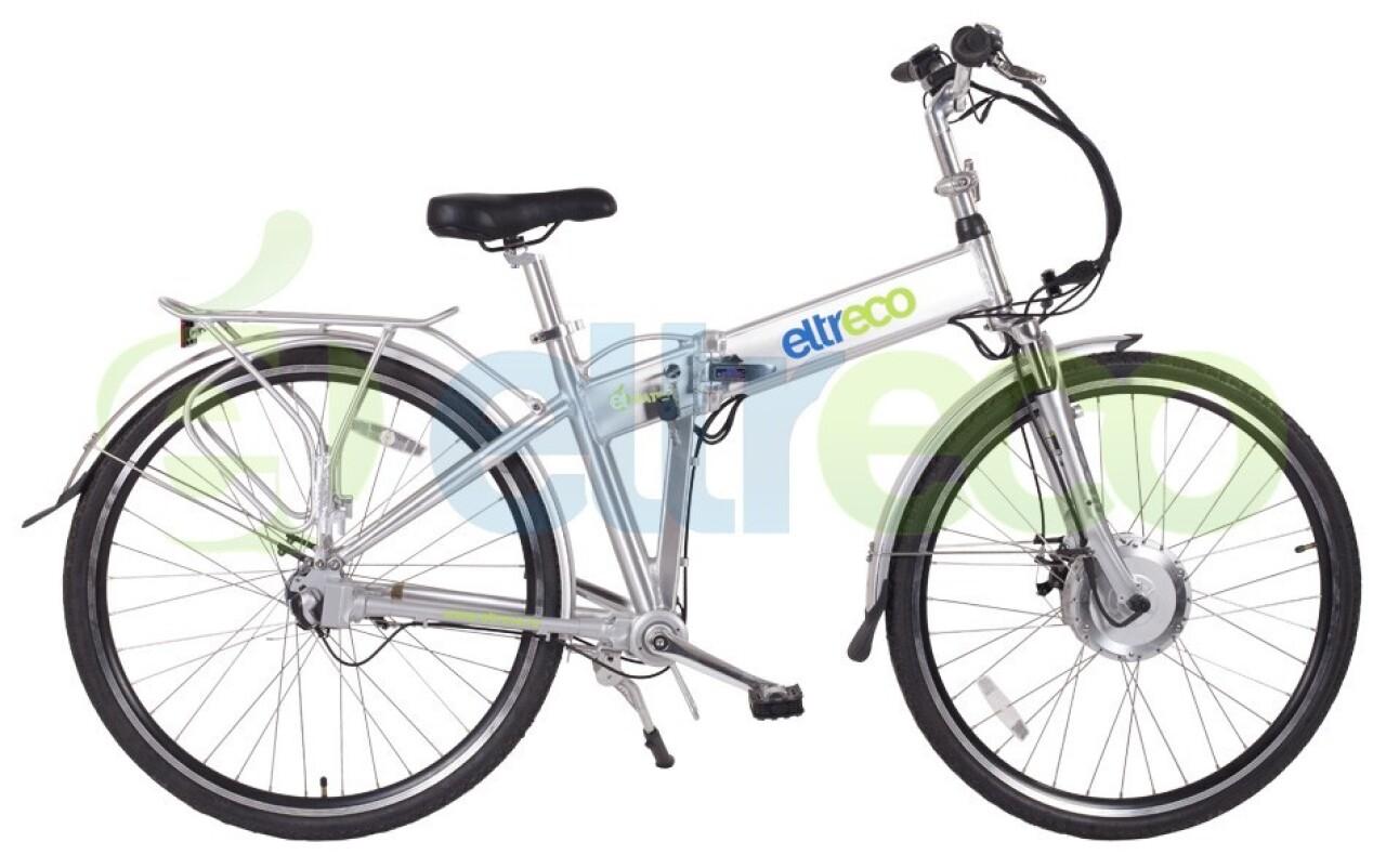 Велосипед Eltreco Patrol Кардан 28 (2015)