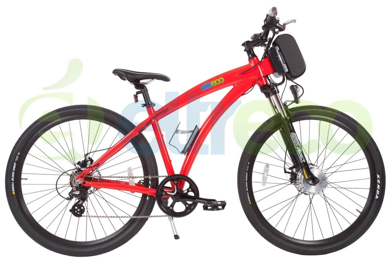 Велосипед Eltreco Dolfin 29 Shengui Motor (2015) велосипед eltreco patrol кардан 28 камуфляж 2015