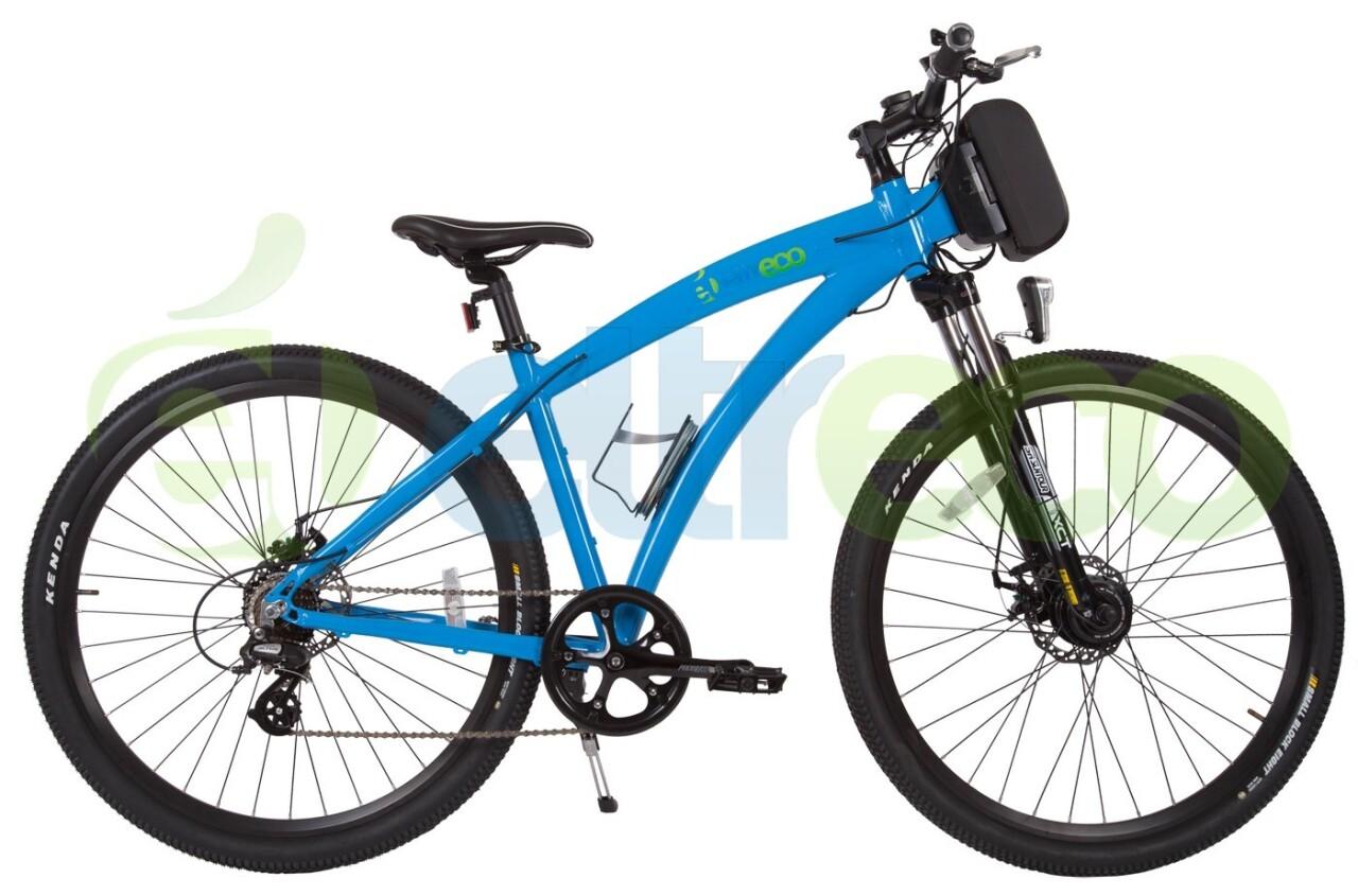 Велосипед Eltreco Dolfin 29 Keyde Motor (2015) велосипед eltreco patrol кардан 28 камуфляж 2015