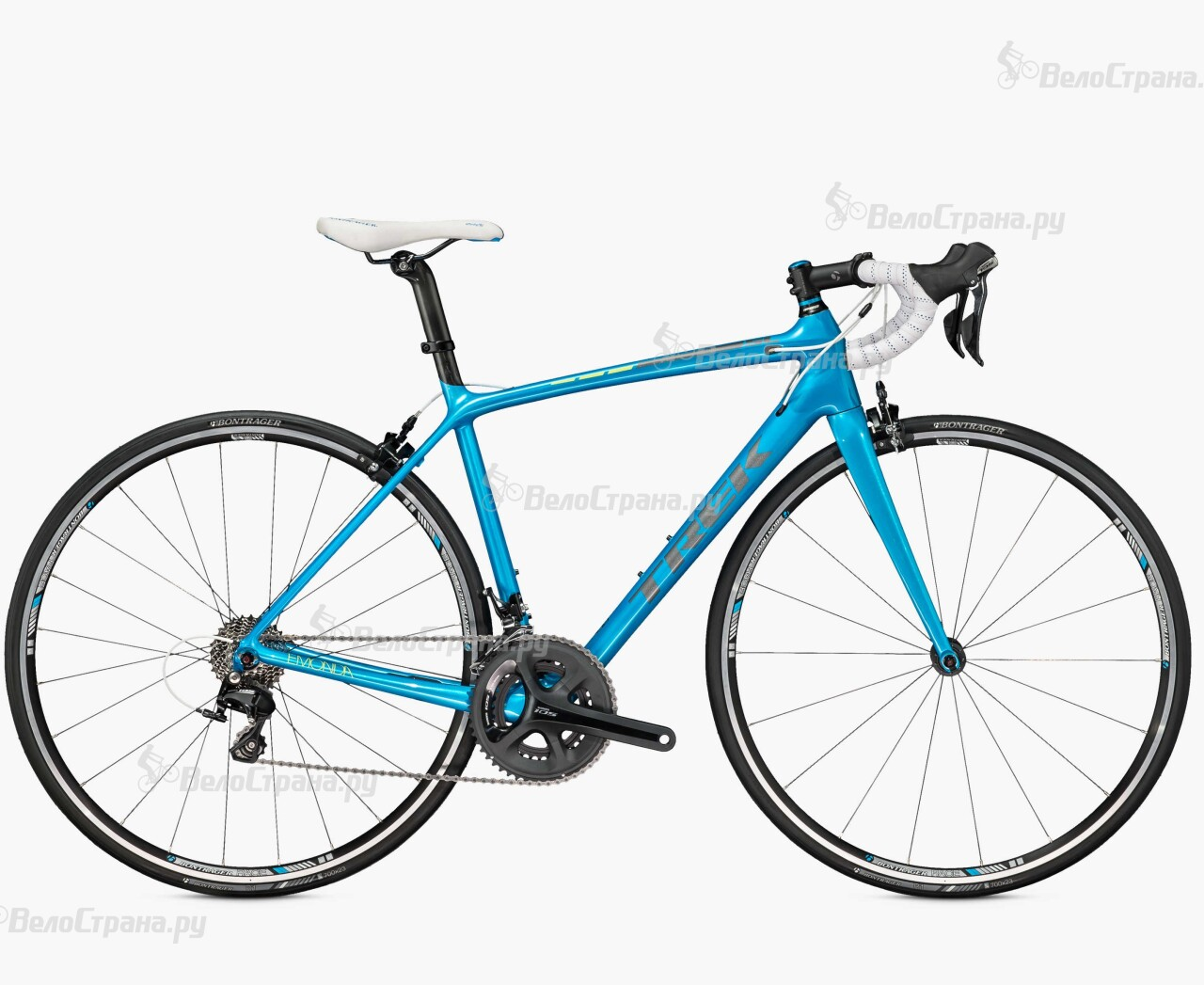 Велосипед Trek Émonda SL 5 Women's (2016)