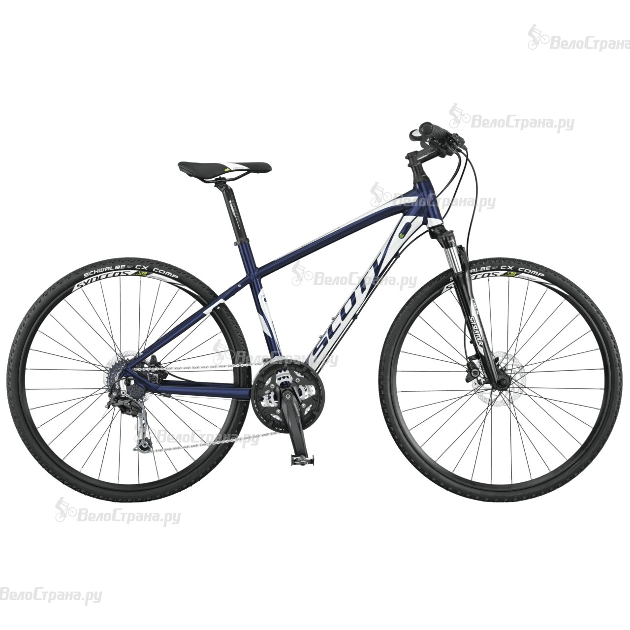 Велосипед Scott Sportster 30 Solution (2015) scott joplin ноты в спб