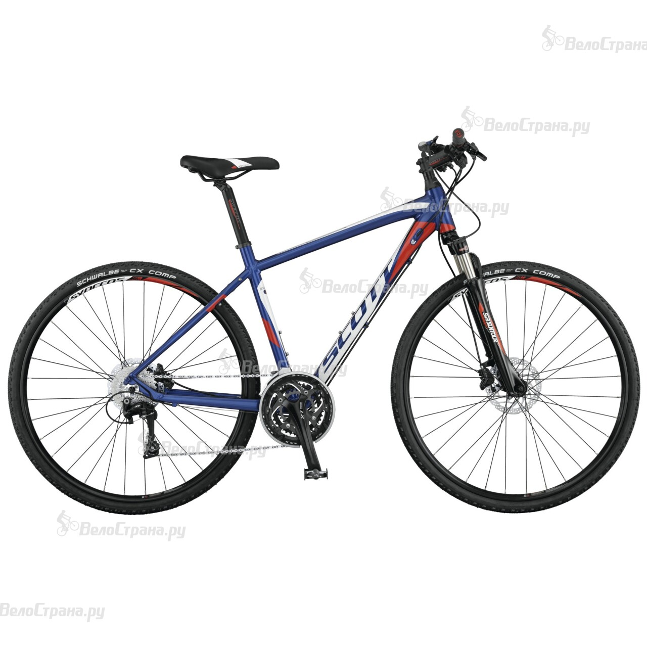 Велосипед Scott Sportster 10 (2015)