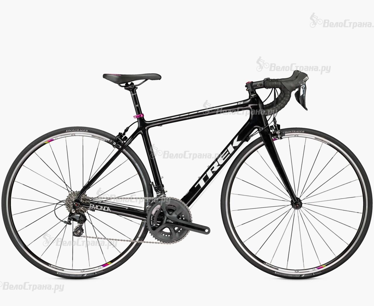 Велосипед Trek Émonda S 5 WSD (2016) велосипед trek madone 3 1 wsd 2013