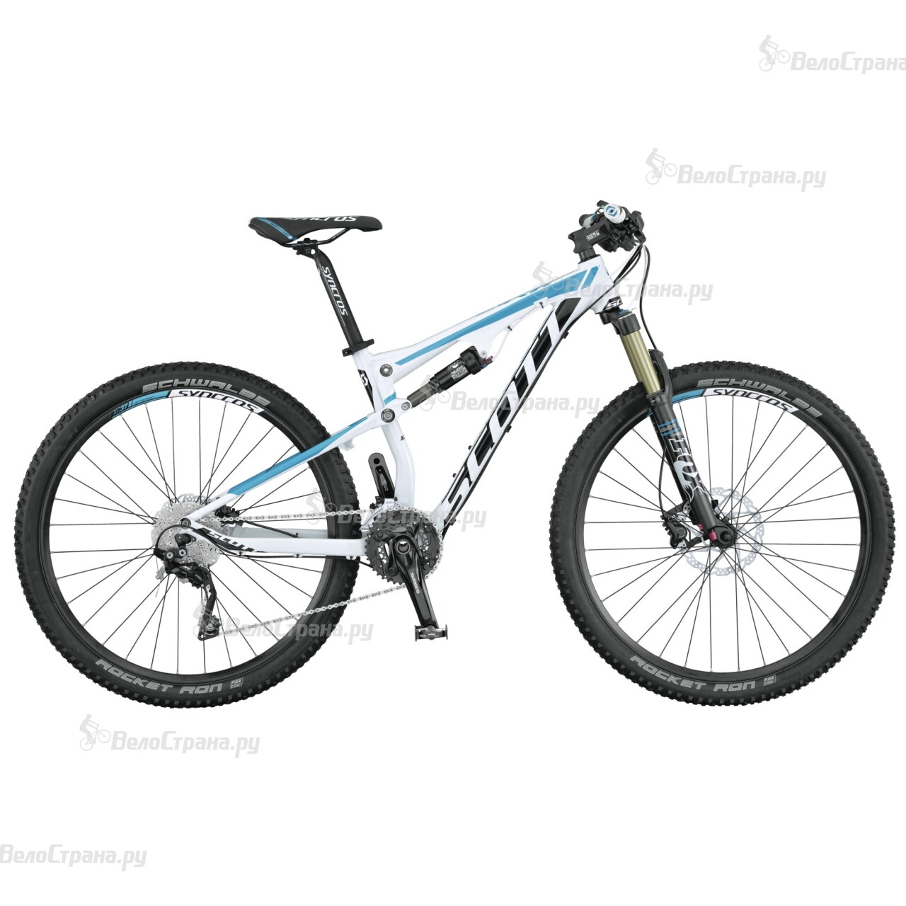 Велосипед Scott Contessa Spark 700 (2015)