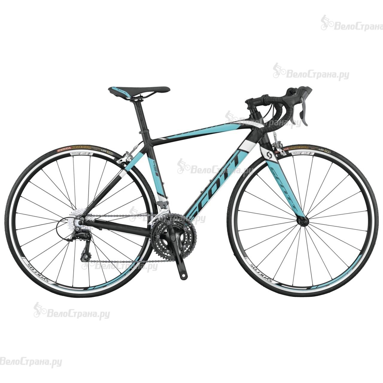 Велосипед Scott Contessa Speedster 45 (2015) велосипед scott contessa solace 15 compact 2015