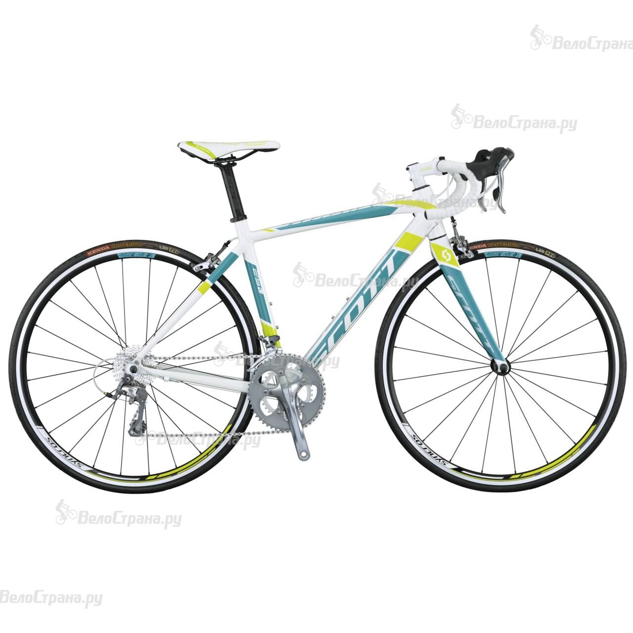 Велосипед Scott Contessa Speedster 25 (2015) велосипед scott contessa speedster 15 2015