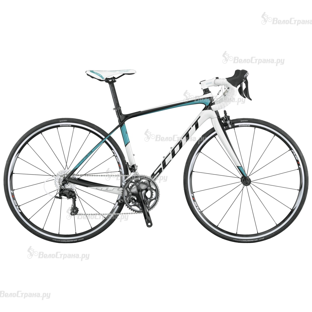 Велосипед Scott Contessa Solace 25 Compact (2015) велосипед scott solace 30 2015
