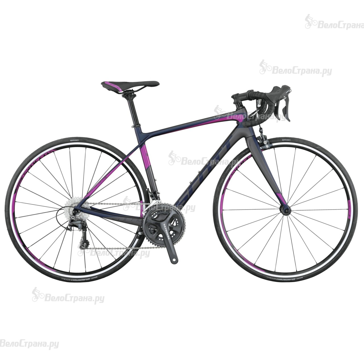 Велосипед Scott Contessa Solace 15 Compact (2015)