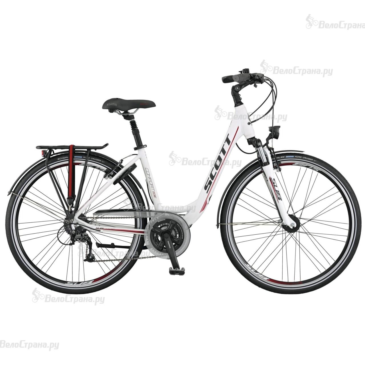 Велосипед Scott SUB Comfort 20 Lady (2015)