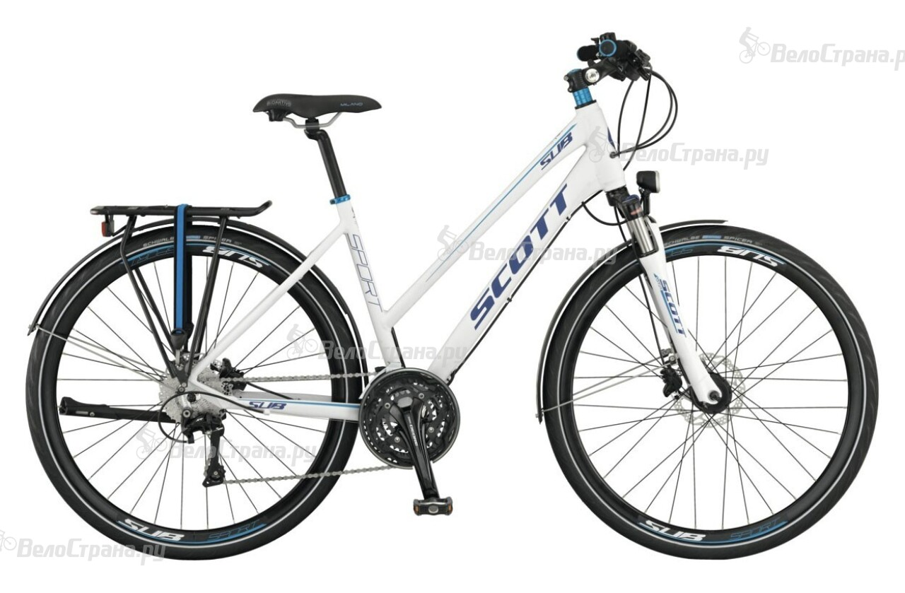 Велосипед Scott SUB Sport 10 Lady (2015)