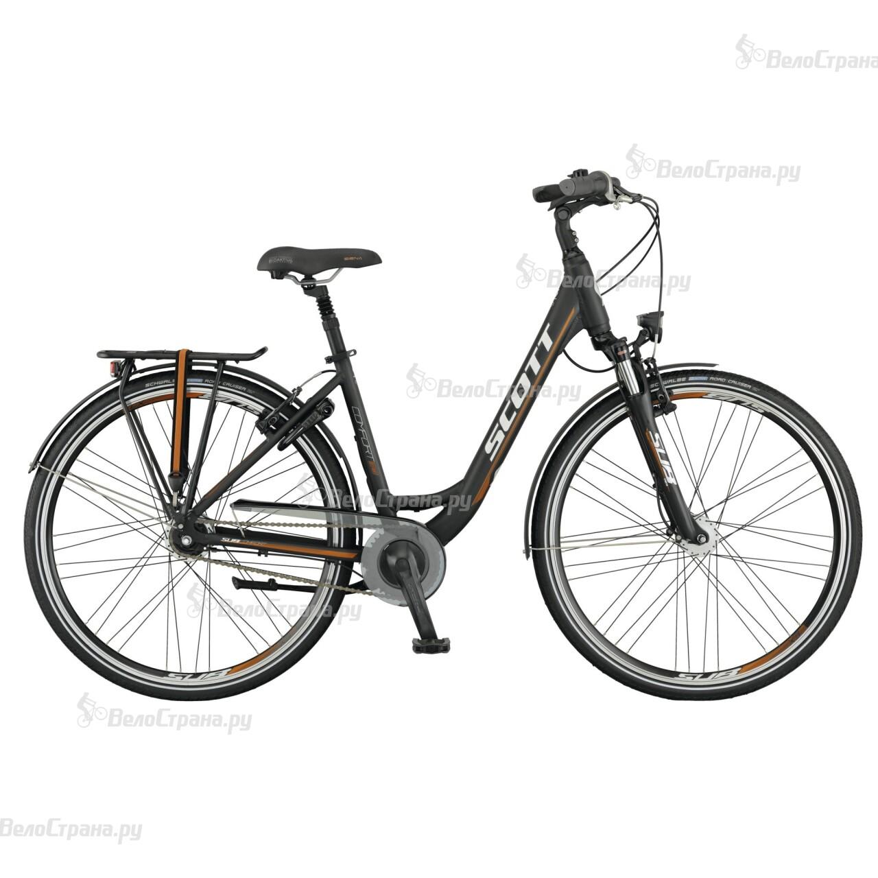 Велосипед Scott SUB Comfort 10 Lady (2015)