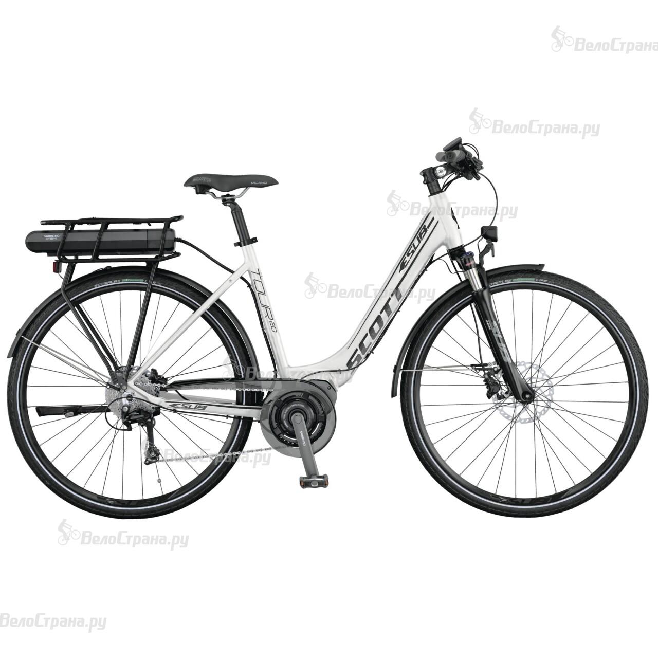 Велосипед Scott E.SUB Tour 20 Unisex (2015)