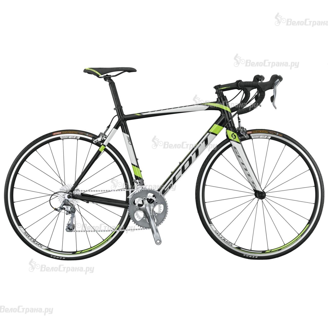 Велосипед Scott Speedster 30 Compact (2015) велосипед scott speedster 30 disc 2016