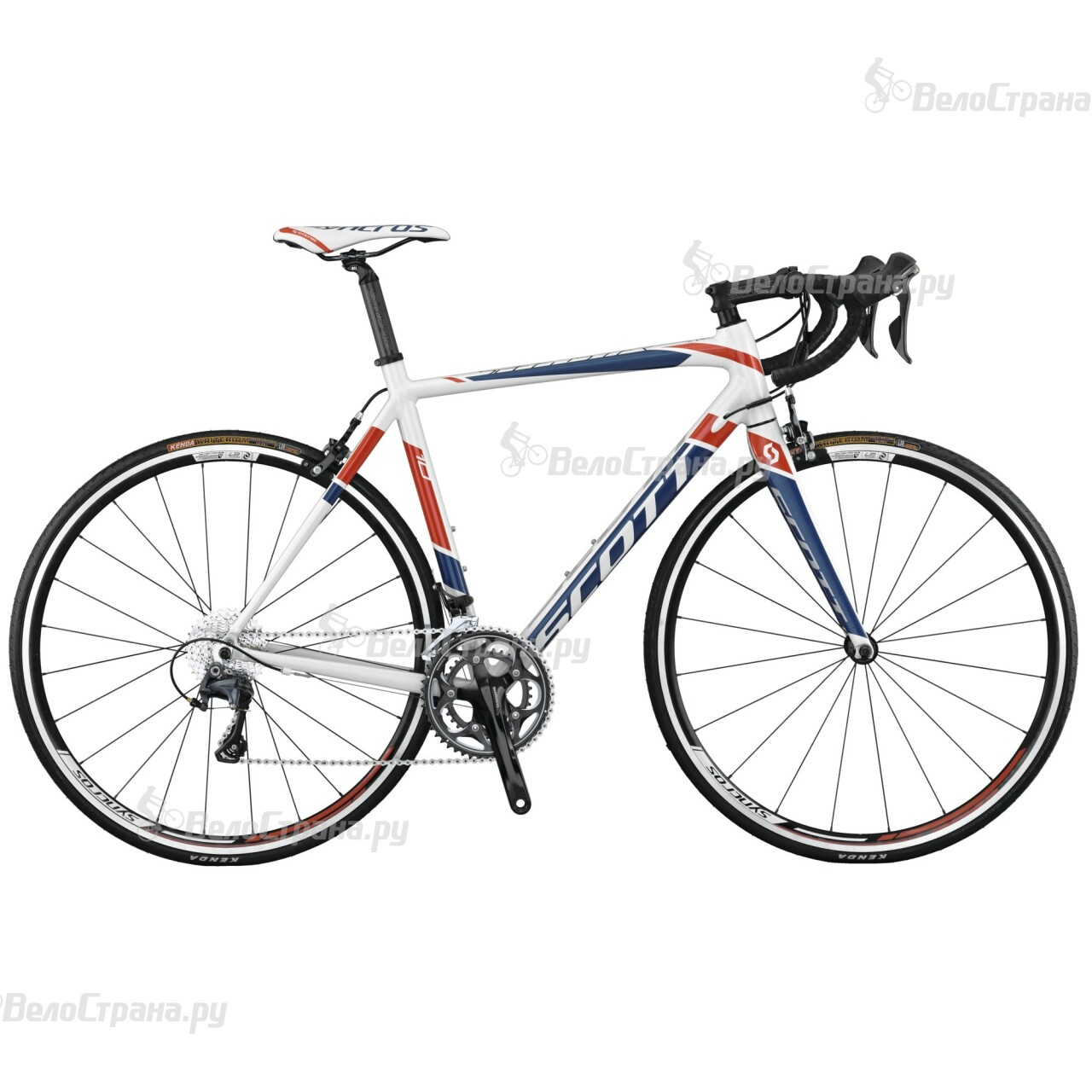 Велосипед Scott Speedster 10 Compact (2015) scott addict sl compact 2015