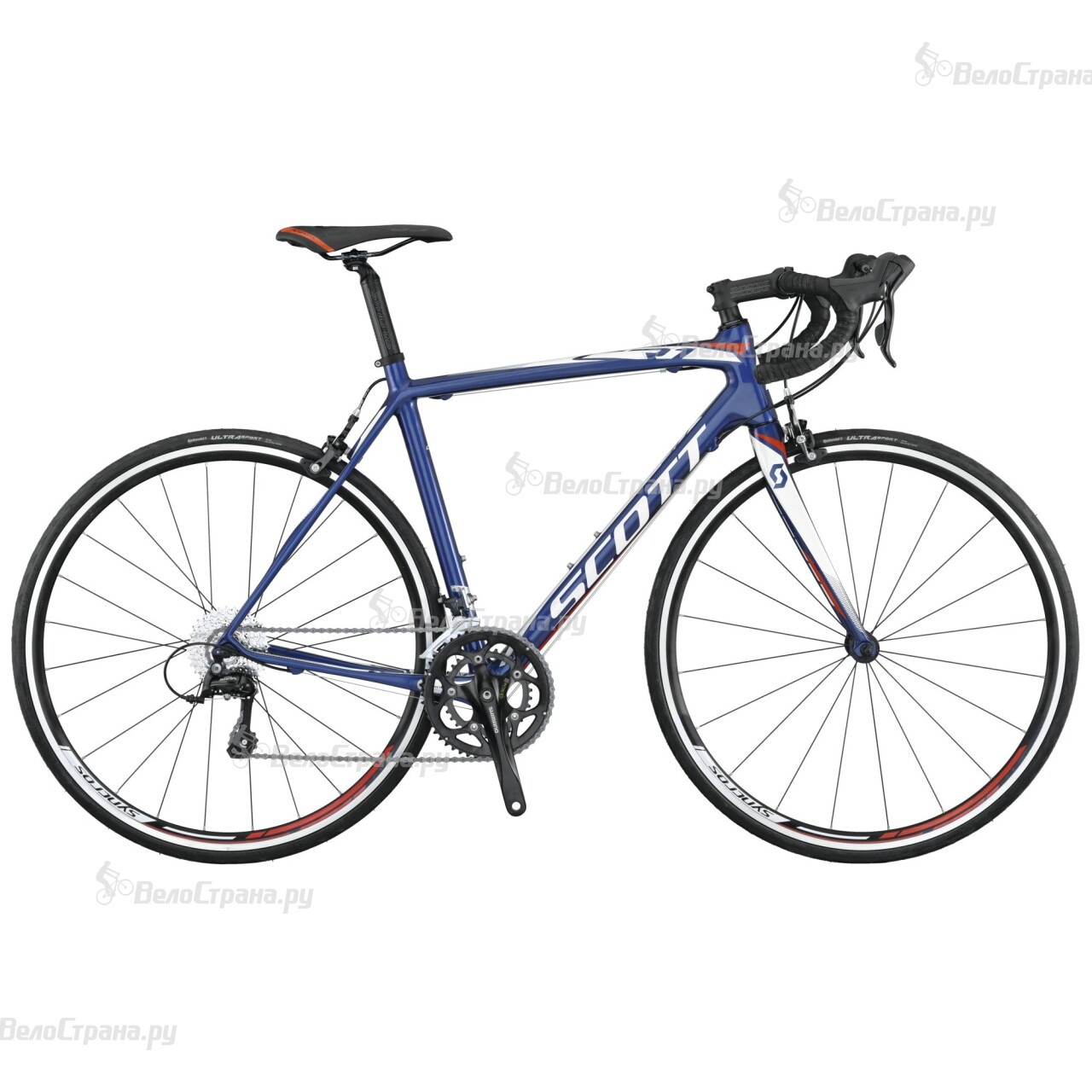 Велосипед Scott CR1 30 (2015) велосипед scott cr1 20 2017