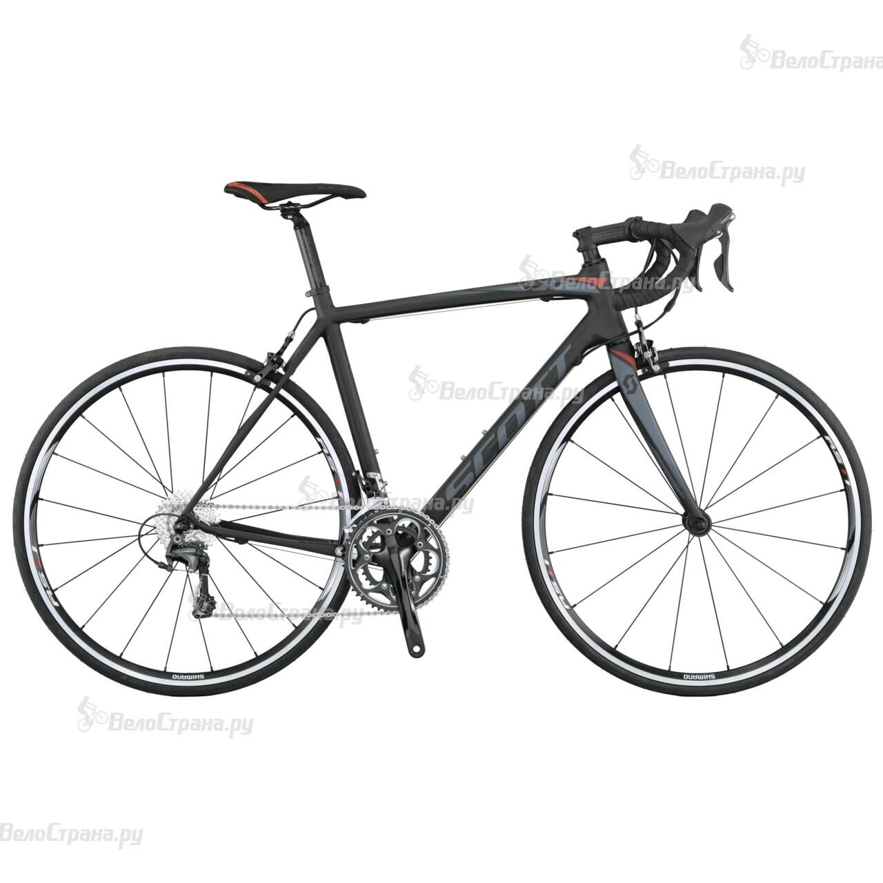 Велосипед Scott CR1 10 (2015) велосипед scott cr1 20 2017