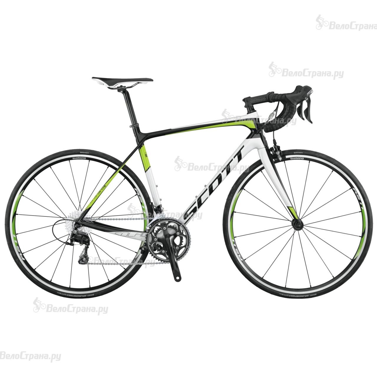 Велосипед Scott Solace 30 (2015) велосипед scott contessa solace 15 compact 2015