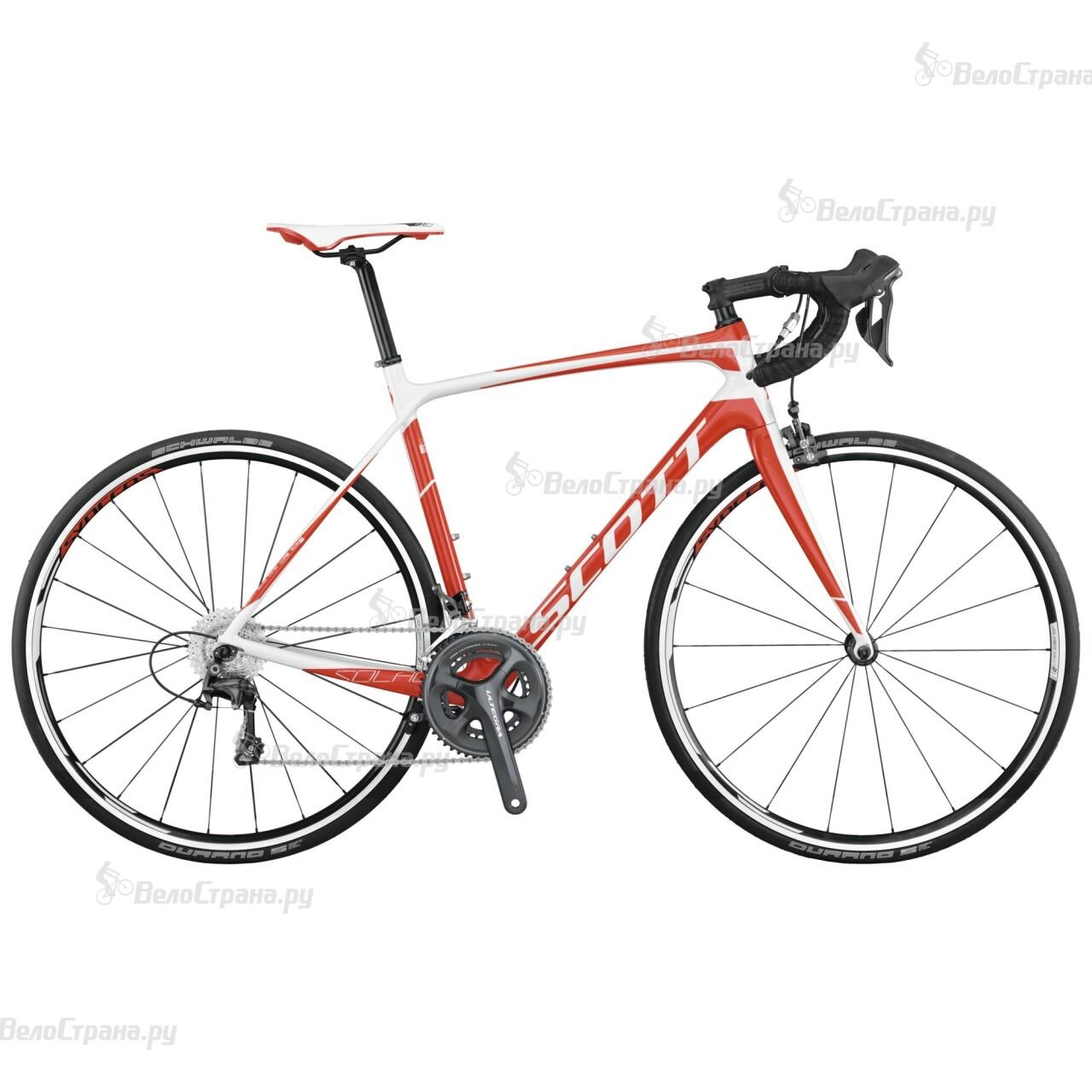 Велосипед Scott Solace 20 (2015) велосипед scott contessa solace 15 compact 2015