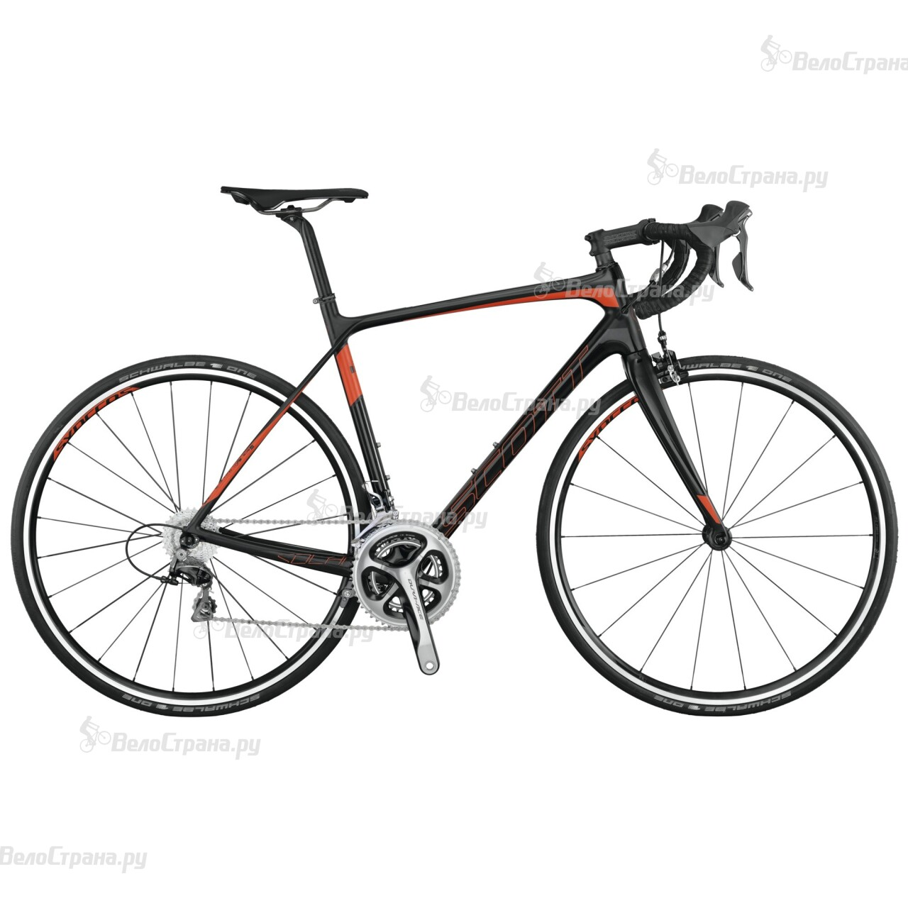Велосипед Scott Solace 10 (2015)