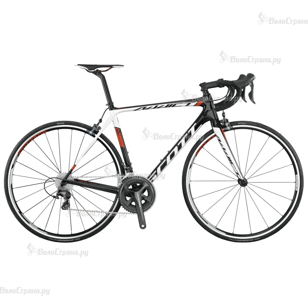 Велосипед Scott Addict 20 (2015) scott addict sl compact 2015