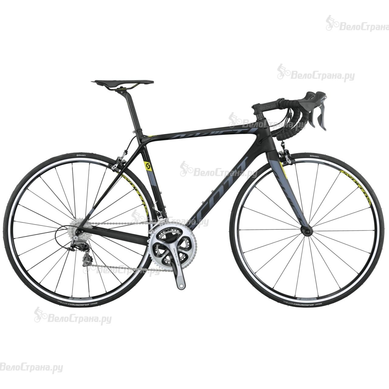 Велосипед Scott Addict 10 (2015) scott addict sl compact 2015