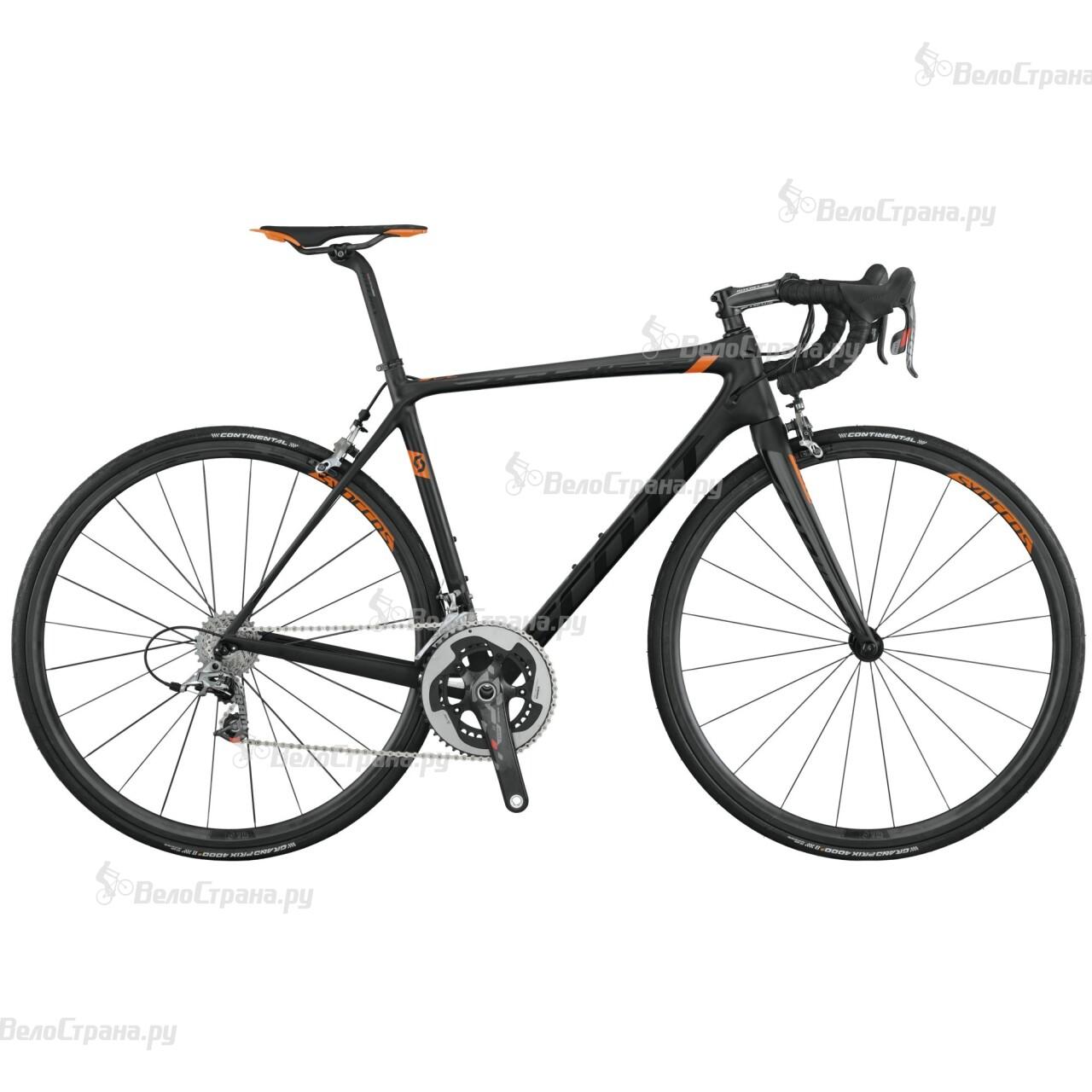 Велосипед Scott Addict SL Compact (2015) scott addict sl compact 2015