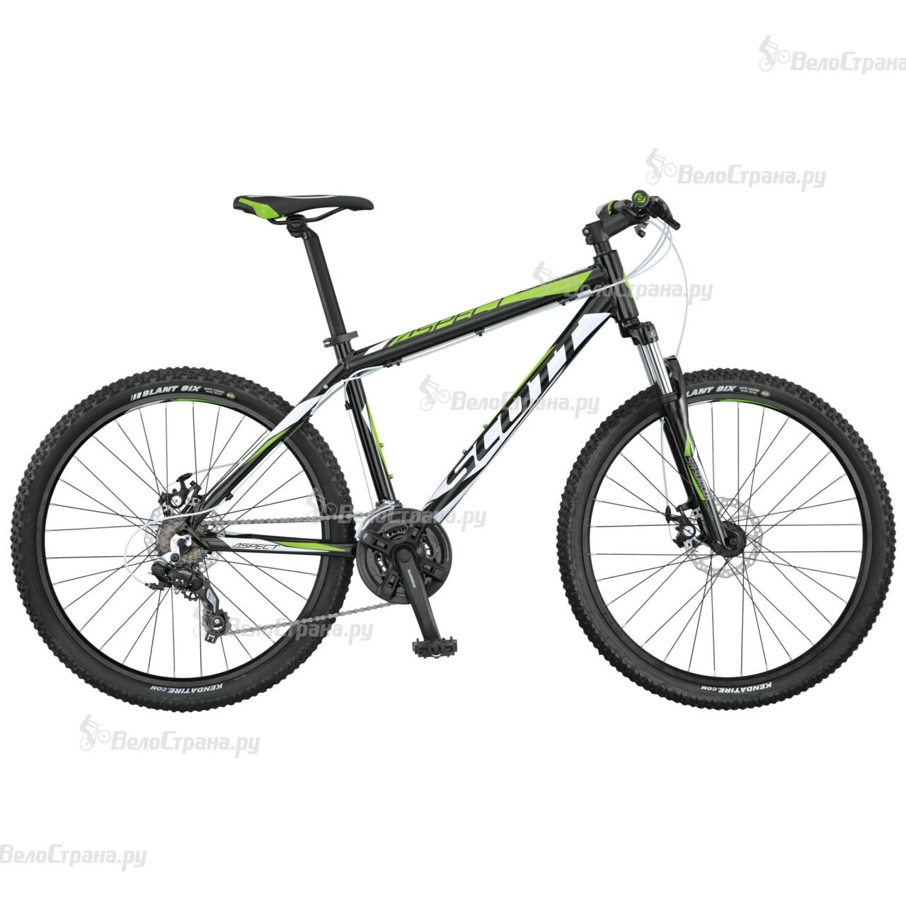 Велосипед Scott Aspect 670 (2015)